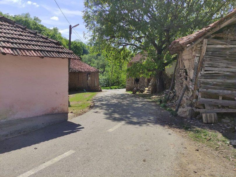 Село Сливово